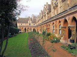 Sir William Powell Almshouses