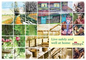 Live safely and well at home