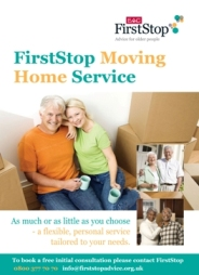 FirstStop Moving Home Service