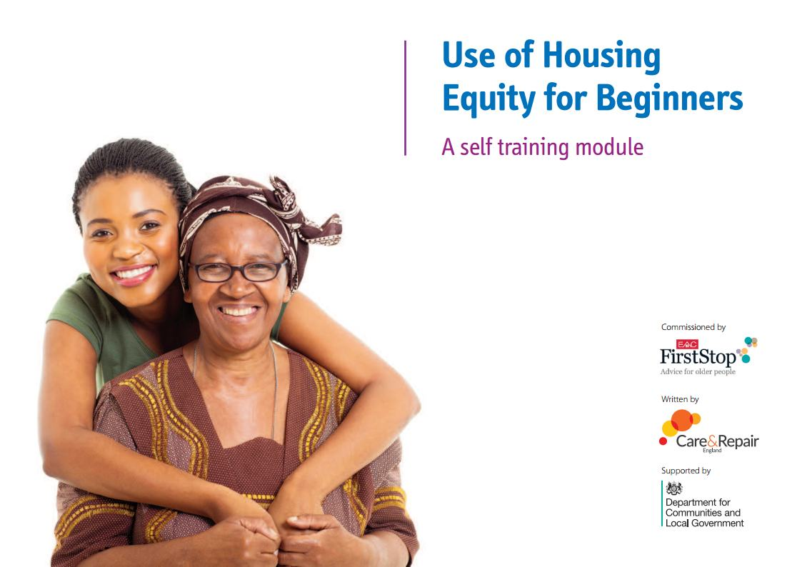 Use of Housing Equity for Beginners