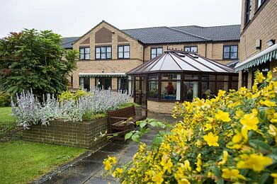 Ashdale Lodge Residential Care Home